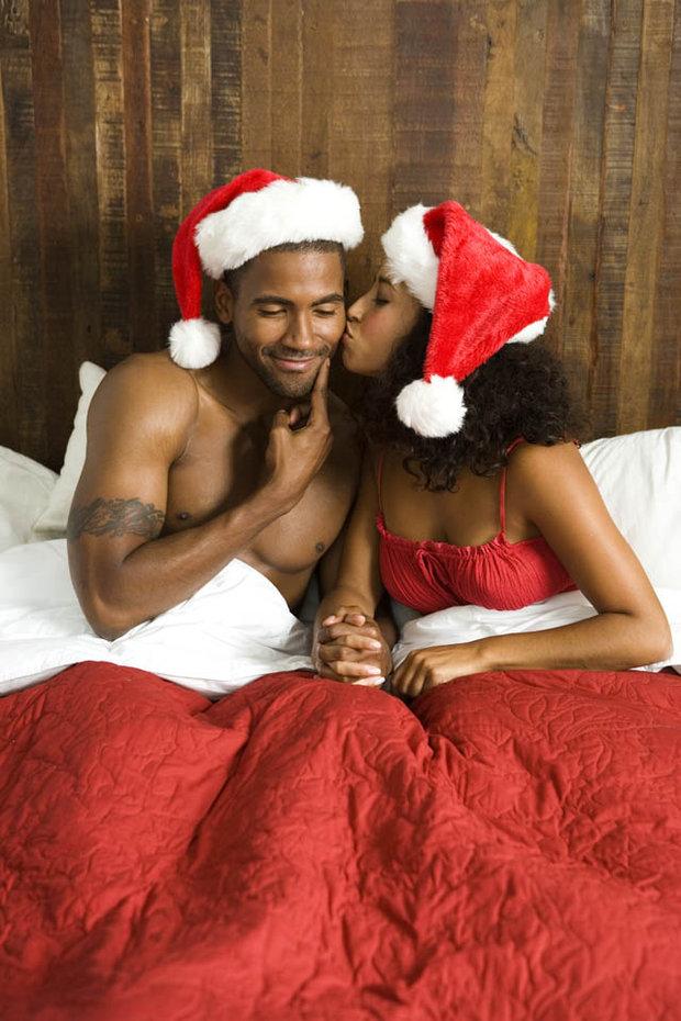 არა მოსაწყენი სექსი ახალი წლის ღამეს: თამაშები დიდებისათვის