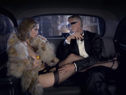 სექსი ავტომობილში