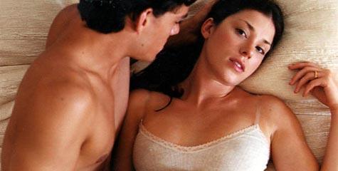 არ გაქვთ სექსი ქმართან?